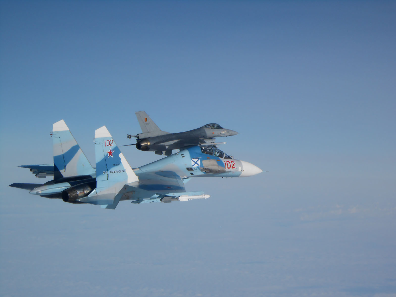 EAPM   Baltic Air Policing   Foto 349 Sqn